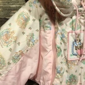 810e71745 Beatrix Potter Jackets & Coats - Beatrix Potter Peter Rabbit Quiltex Snow  Suit